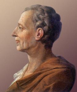 Charles Louis de Secondat, baron de La Brède et de Montesquieu