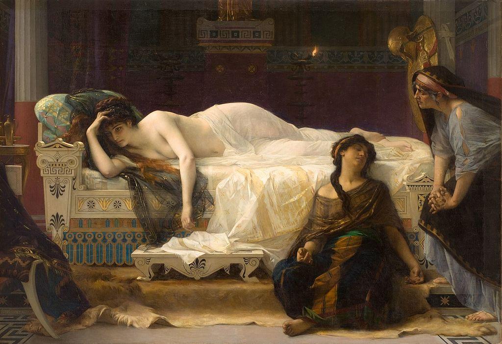 Phèdre, Alexandre Cabanel (1880)